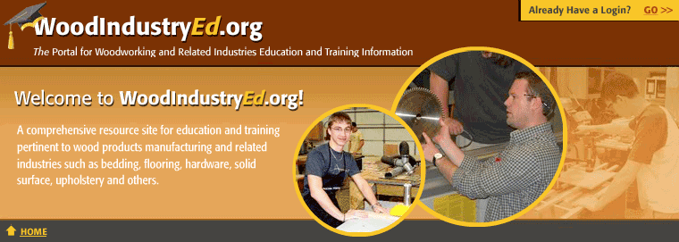 wood intustry education - learn about wood products manufacturing and related industries